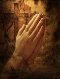 Preghiera Immagini Stock Libere da Diritti