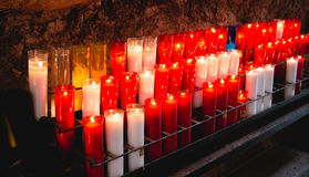 Preghiera al dio Fotografia Stock Libera da Diritti