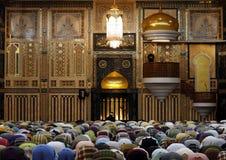 Preghiera dei musulmani Fotografie Stock