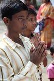 Preghiera del gruppo fotografia stock libera da diritti