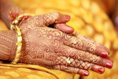 Preghiera di matrimonio immagine stock