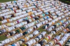 Preghiera musulmana Immagini Stock