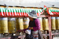 Preghiere buddisti immagine stock libera da diritti
