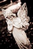 Preghiere di angelo Immagini Stock Libere da Diritti