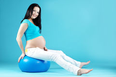 Pregnancy Royalty Free Stock Image