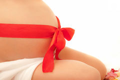 Pregnancy Royalty Free Stock Images