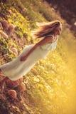Pregnancy brings new joy. royalty free stock photos