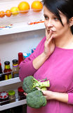 Pregnancy Diet royalty free stock photography