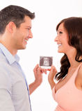Pregnancy photo Stock Photos