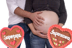 Pregnancy Royalty Free Stock Photo