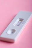 Pregnancy tester Stock Photos