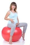 Pregnancy Stock Image