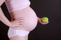 Pregnant Royalty Free Stock Image