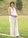 Pregnant Royalty Free Stock Photos
