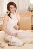 Pregnant Stock Photo
