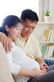 Pregnant Stock Photos