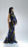 Pregnant fashion Royalty Free Stock Photography