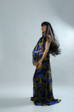Pregnant fashion Royalty Free Stock Images