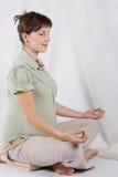 Pregnant female Stock Photo
