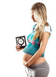 Pregnant Female Stock Image