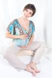 Pregnant female Stock Photos