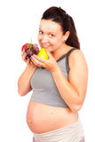 Pregnant food Stock Photography