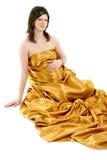 Pregnant girl Stock Photos