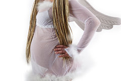 Pregnant Girl stock images