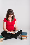 The pregnant woman Royalty Free Stock Images