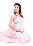 Pregnant woman Stock Photography