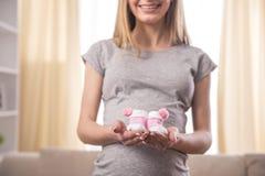Free Pregnant Woman Royalty Free Stock Photo - 51381775