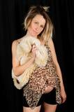 Pregnant womang Stock Image