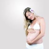 Pregnant women Royalty Free Stock Photo