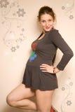 Pregnant women Stock Photography