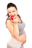 Pregnant Royalty Free Stock Photo
