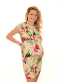 Pregnant young woman Stock Photography