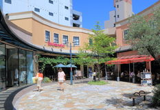 Prego Shopping arcade Kanazawa Japan. Royalty Free Stock Photography