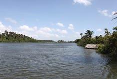 Preguiça River Royalty Free Stock Images