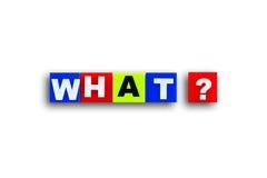 Pregunta Imagenes de archivo