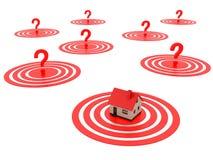 Pregunta Mark Concept Graphic Foto de archivo libre de regalías