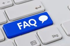 Preguntas más frecuentes imagenes de archivo