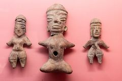 Free Prehispanic Art At Rufino Tamayo Museum In Oaxaca Mexico Royalty Free Stock Photography - 122720127