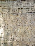 Prehistoric carved stone Royalty Free Stock Photos