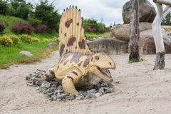 Prehistoric dinosaur Royalty Free Stock Images