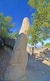 Prehistoric Menhir Royalty Free Stock Photo