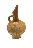 Prehistoric pottery Stock Photography