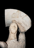 Prehistoric statue Royalty Free Stock Image