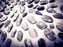 Prehistoric tool Stock Image