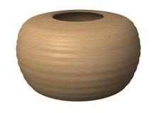 Prehistoric vase Stock Image