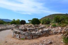 Free Prehistoric Village Palmavera, Sardinia Stock Photography - 35916062